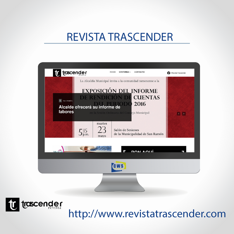 Revista Trascender