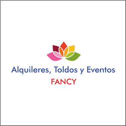 Logo-Alquileres, Toldos y Eventos Fancy